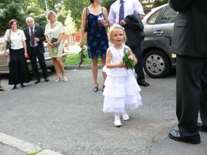 naše dcera Alenka