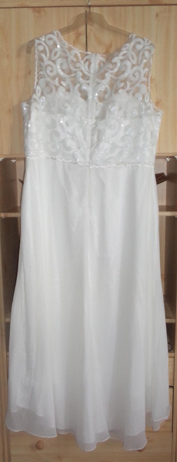 luxusne svadobne saty - Obrázok č. 3