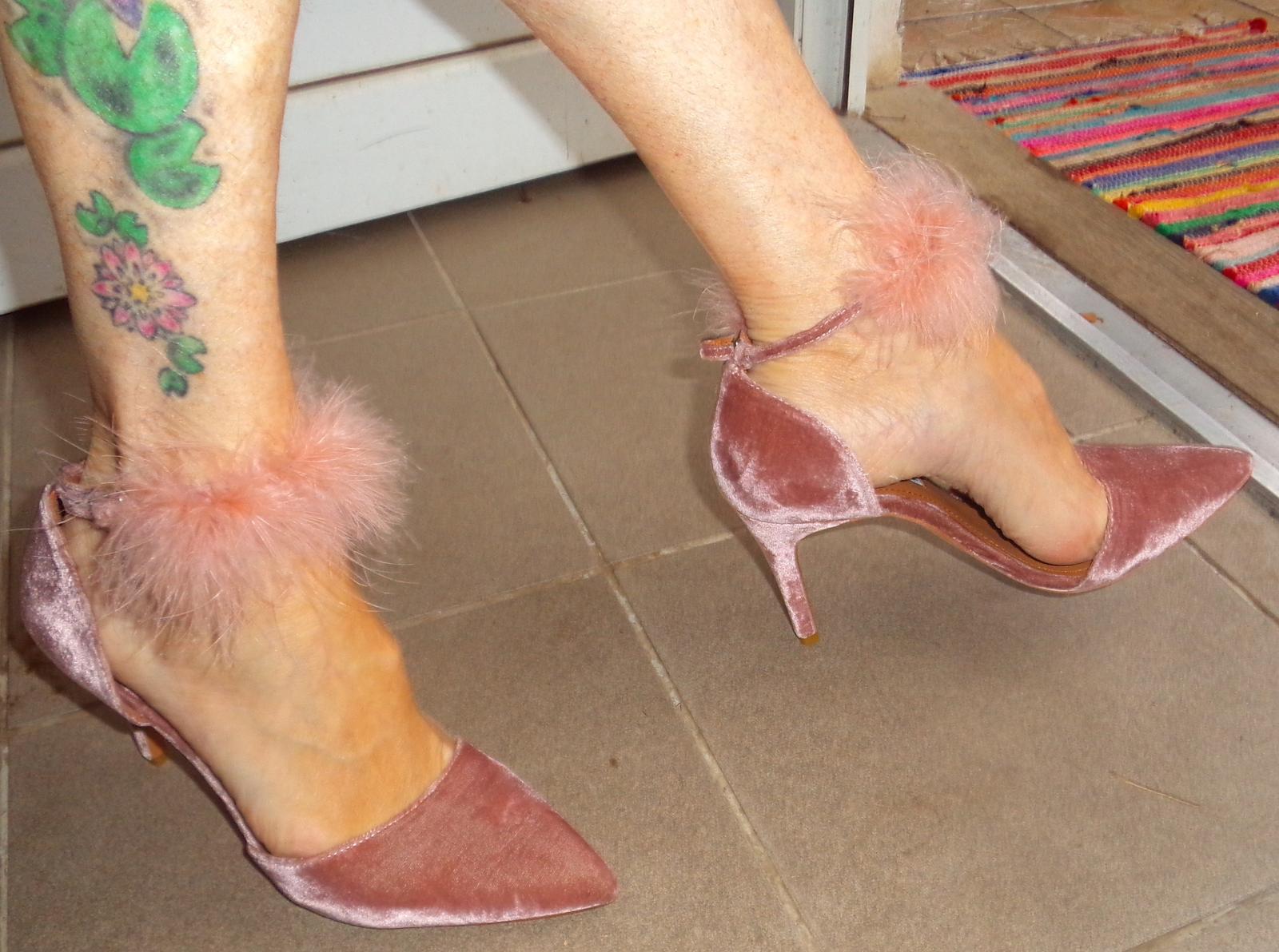Luxusne sandalky - Obrázok č. 1