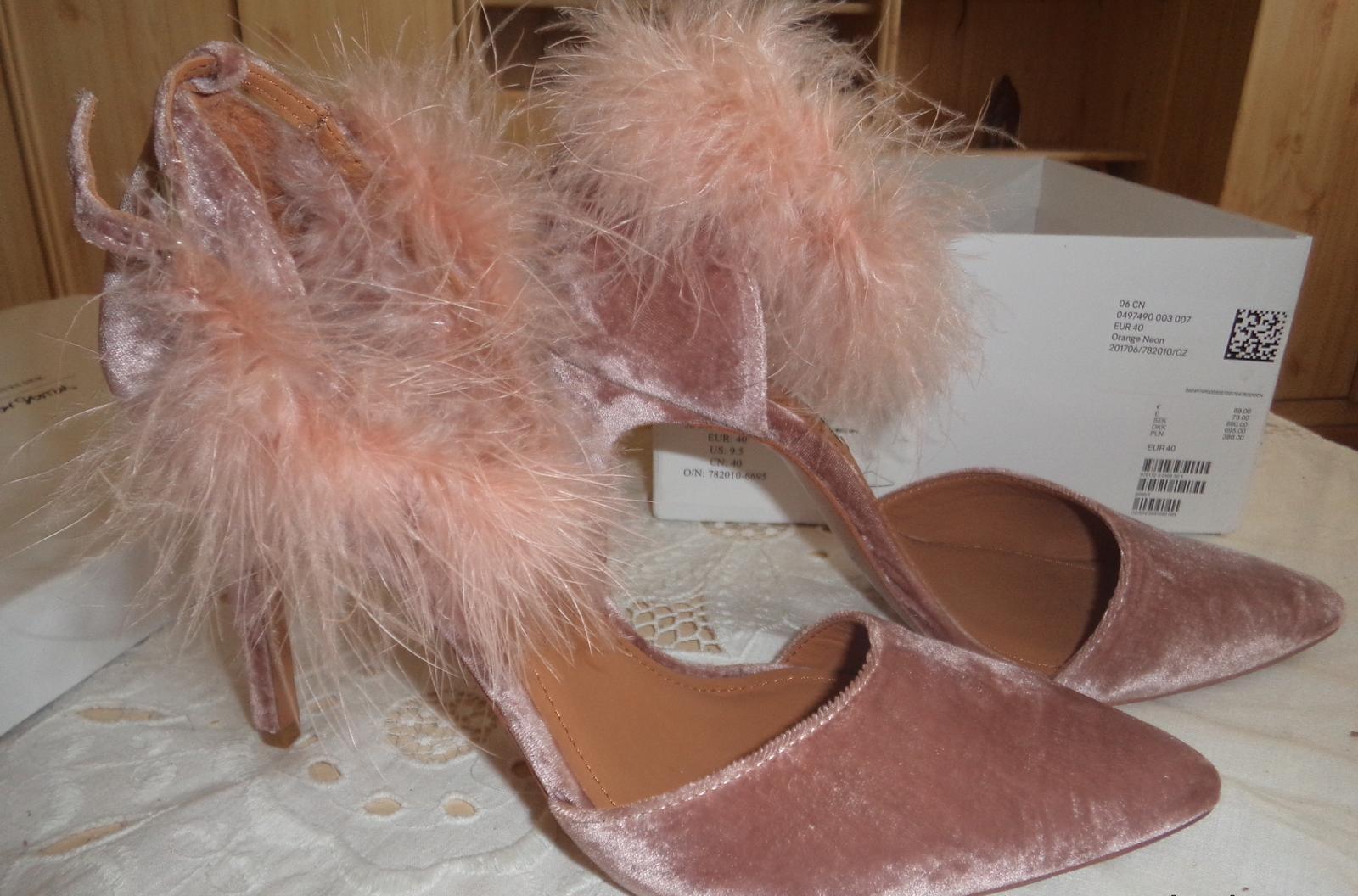 Luxusne sandalky - Obrázok č. 4