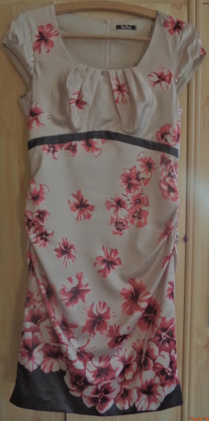 Vera Mont tehotenske šaty - Obrázok č. 1