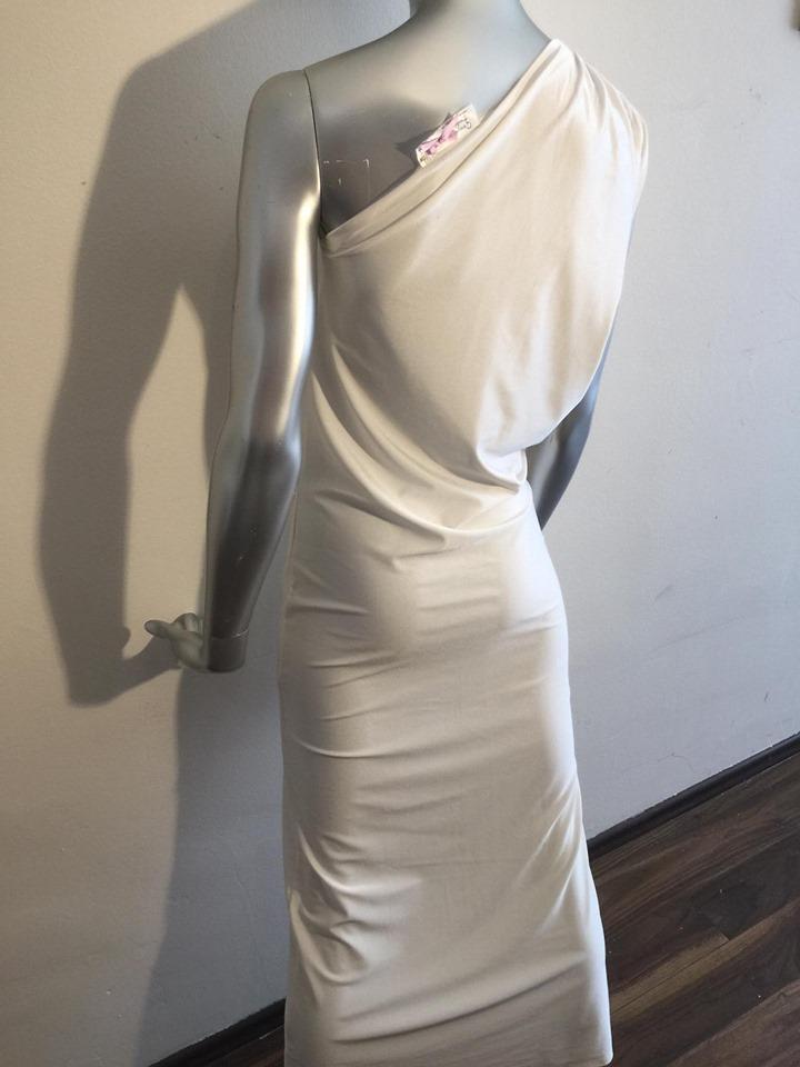 šaty na jedno rameno - Obrázok č. 2