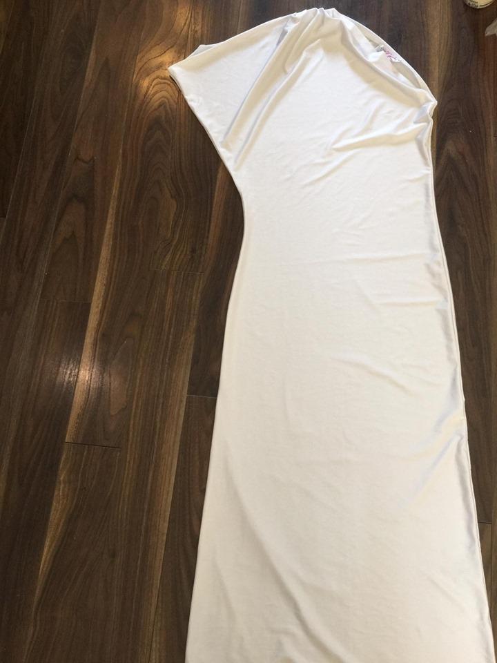 šaty na jedno rameno - Obrázok č. 4
