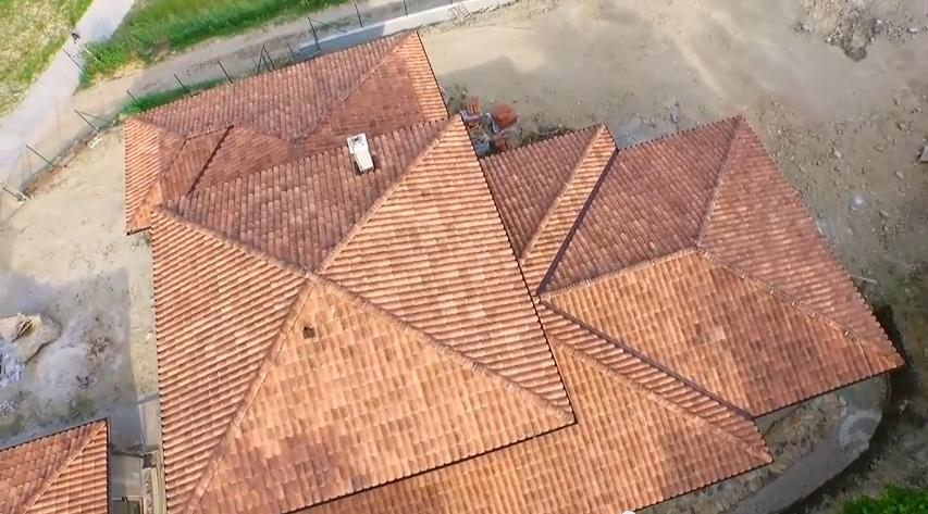 Talianske strechy - letecké zábery z našich referencií - Obrázok č. 4