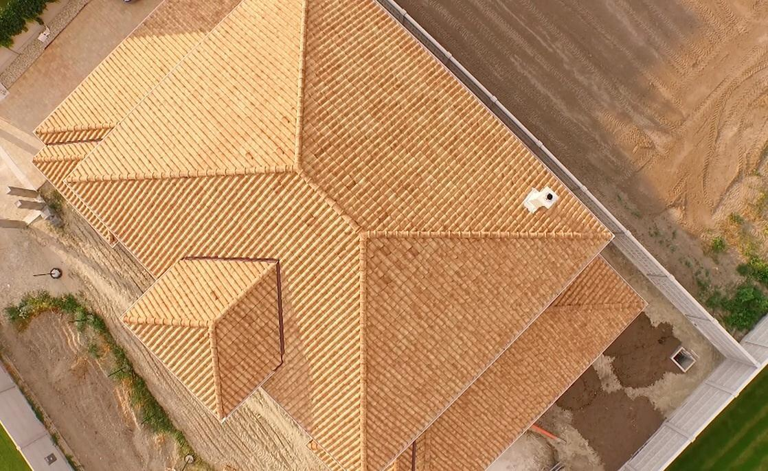 Talianske strechy - letecké zábery z našich referencií - Obrázok č. 11
