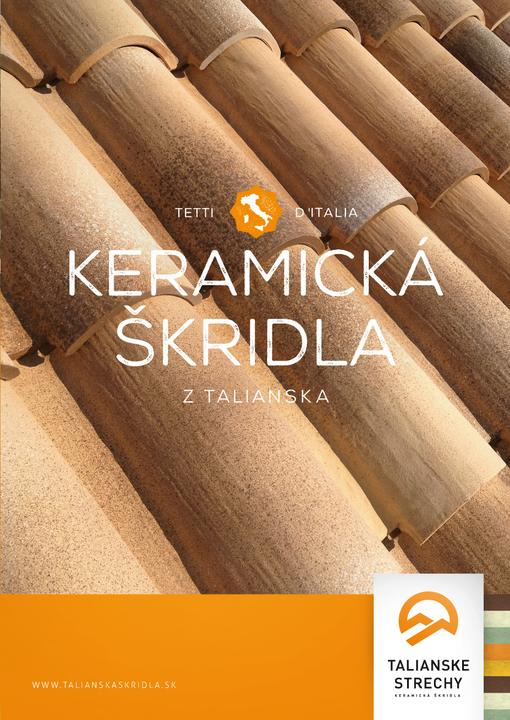 Talianske strechy - Katalóg - najkrajšie mediteranské krytiny za najvýhodnejšie ceny. Vďaka svojej kvalite sú určené na použitie vo všetkých krajinách EÚ! - www.talianskaskridla.sk