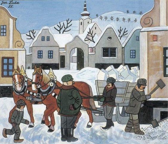Vianoce Jozefa Lady - Obrázok č. 5