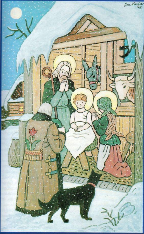 Vianoce Jozefa Lady - Obrázok č. 6
