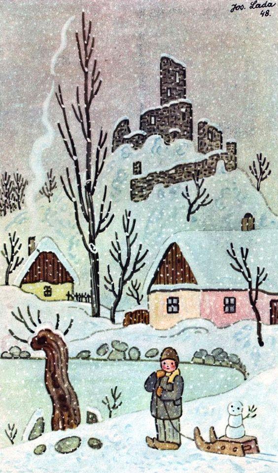 Vianoce Jozefa Lady - Obrázok č. 7