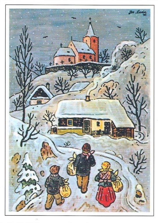 Vianoce Jozefa Lady - Obrázok č. 8