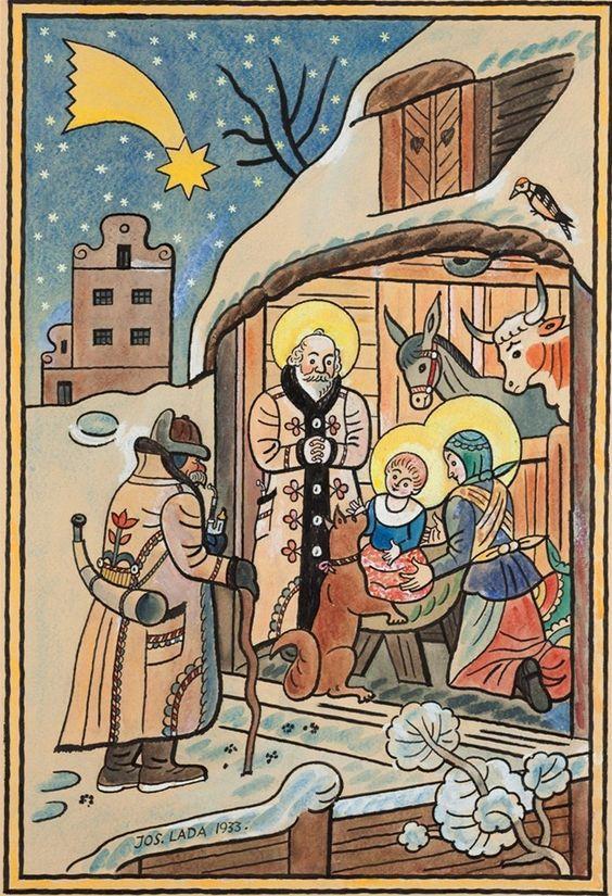 Vianoce Jozefa Lady - Obrázok č. 9