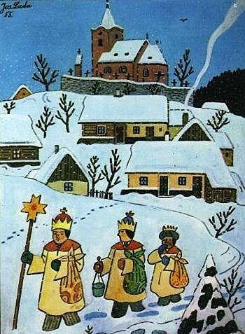 Vianoce Jozefa Lady - Obrázok č. 11