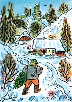 Vianoce Jozefa Lady - Obrázok č. 14