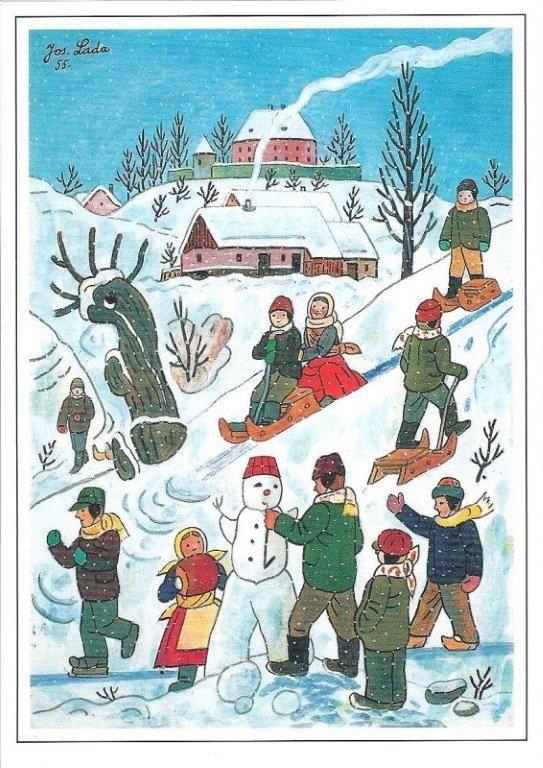 Vianoce Jozefa Lady - Obrázok č. 4