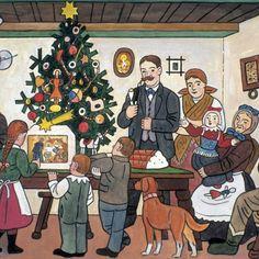 Vianoce Jozefa Lady - Obrázok č. 1