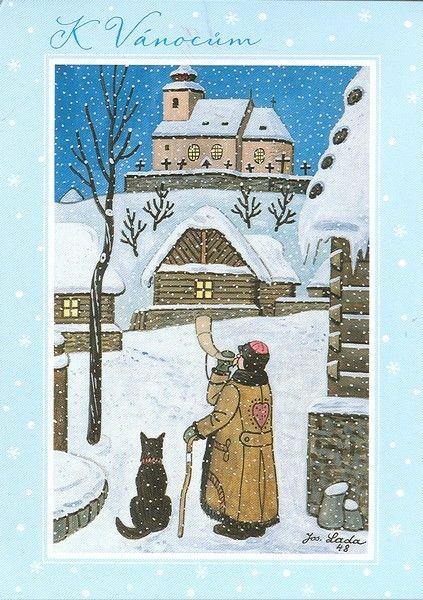 Vianoce Jozefa Lady - Obrázok č. 18