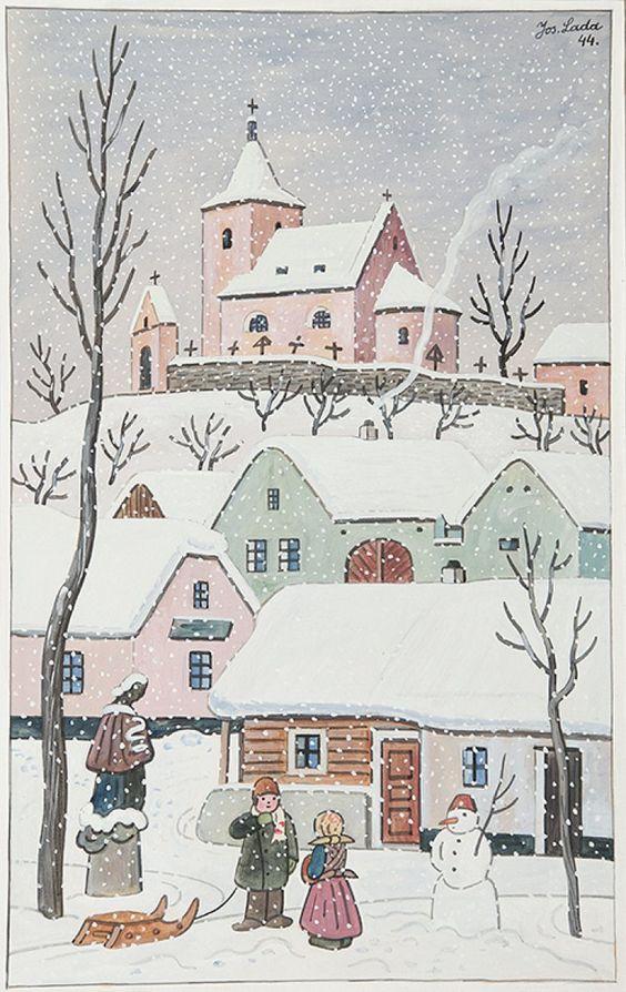 Vianoce Jozefa Lady - Obrázok č. 20
