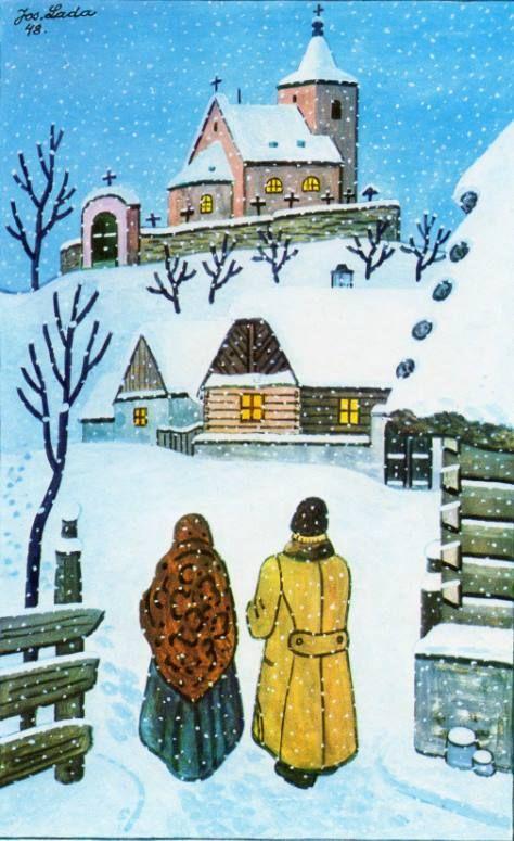 Vianoce Jozefa Lady - Obrázok č. 22