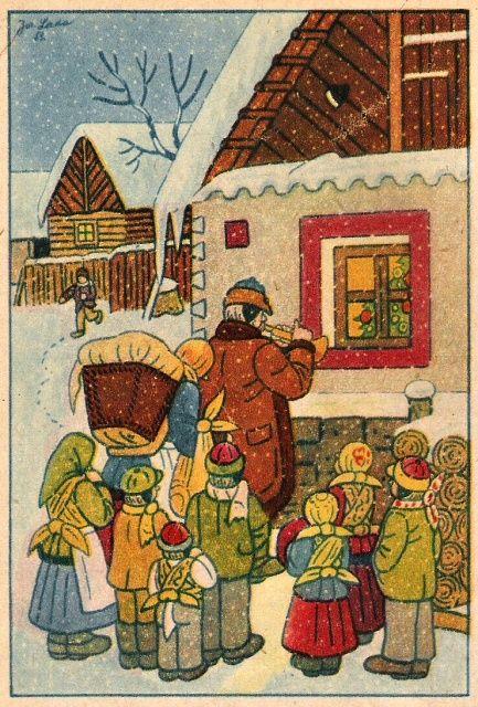 Vianoce Jozefa Lady - Obrázok č. 24