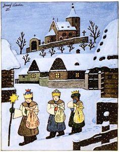 Vianoce Jozefa Lady - Obrázok č. 28