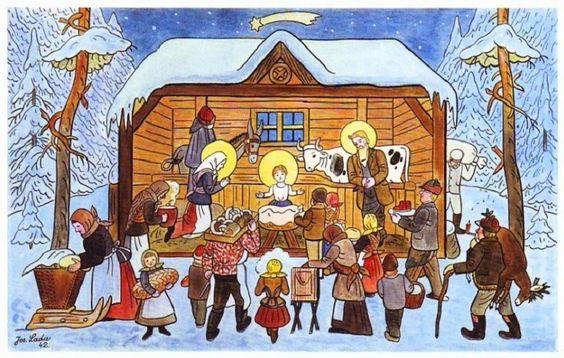 Vianoce Jozefa Lady - Obrázok č. 31