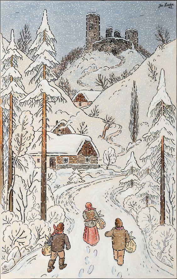 Vianoce Jozefa Lady - Obrázok č. 39
