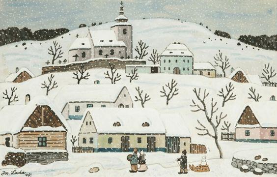 Vianoce Jozefa Lady - Obrázok č. 42