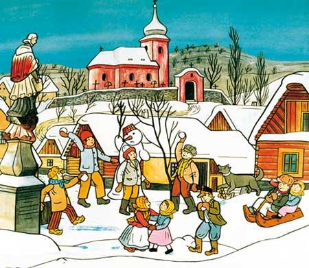 Vianoce Jozefa Lady - Obrázok č. 43