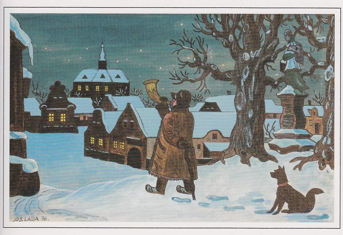 Vianoce Jozefa Lady - Obrázok č. 45