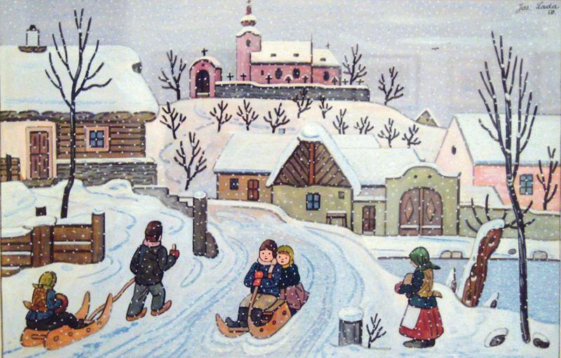 Vianoce Jozefa Lady - Obrázok č. 46