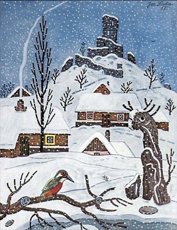 Vianoce Jozefa Lady - Obrázok č. 47