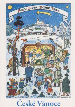 Vianoce Jozefa Lady - Obrázok č. 48