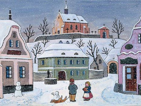 Vianoce Jozefa Lady - Obrázok č. 51