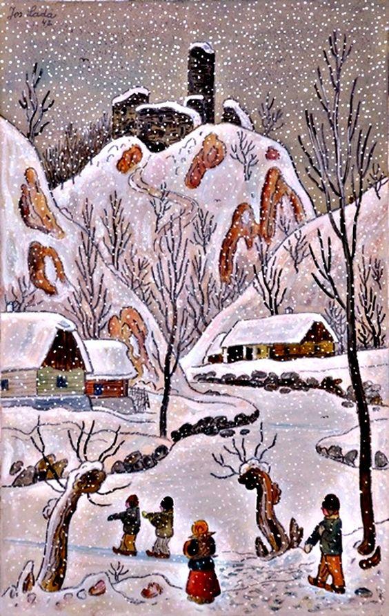 Vianoce Jozefa Lady - Obrázok č. 52