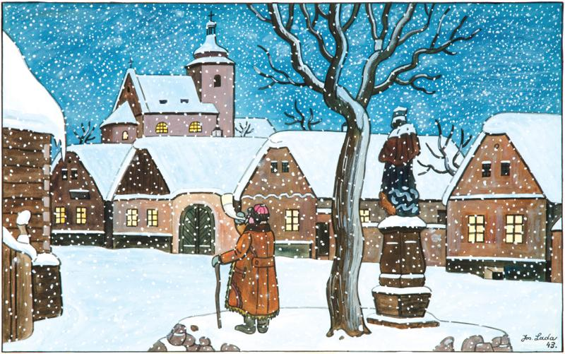 Vianoce Jozefa Lady - Obrázok č. 56