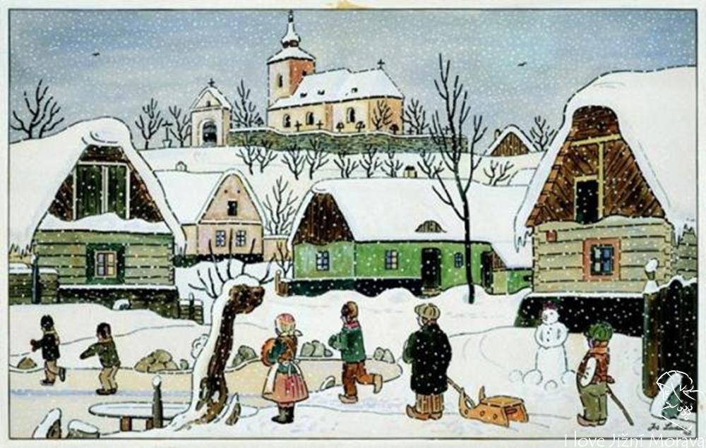 Vianoce Jozefa Lady - Obrázok č. 57