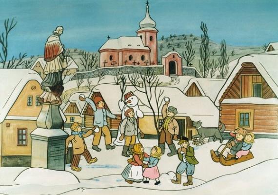 Vianoce Jozefa Lady - Obrázok č. 59