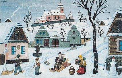Vianoce Jozefa Lady - Obrázok č. 61