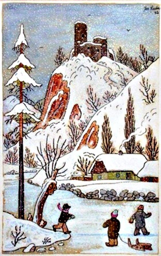 Vianoce Jozefa Lady - Obrázok č. 62