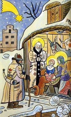 Vianoce Jozefa Lady - Obrázok č. 63