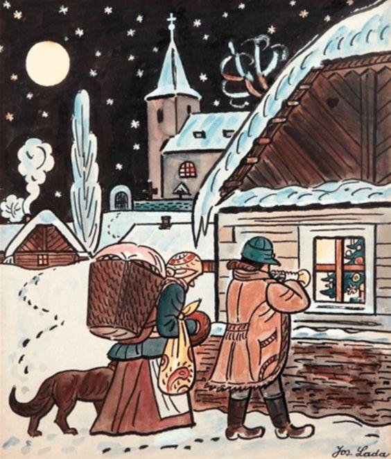 Vianoce Jozefa Lady - Obrázok č. 64
