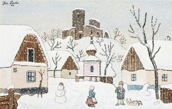 Vianoce Jozefa Lady - Obrázok č. 66