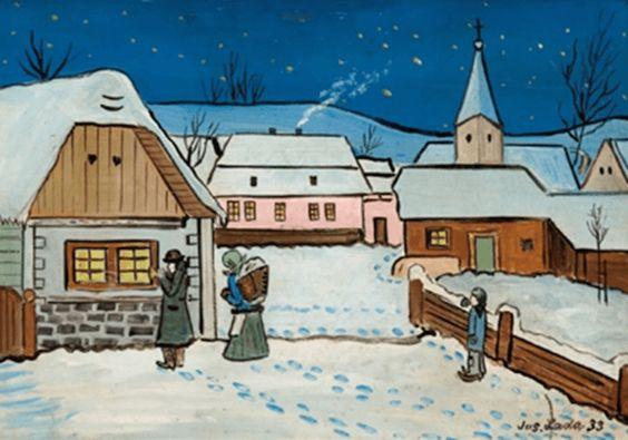 Vianoce Jozefa Lady - Obrázok č. 68