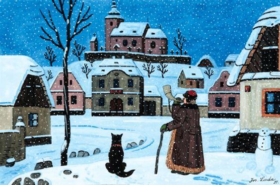 Vianoce Jozefa Lady - Obrázok č. 69