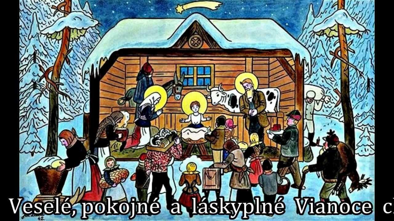 Vianoce Jozefa Lady - Obrázok č. 75