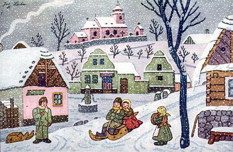 Vianoce Jozefa Lady - Obrázok č. 78