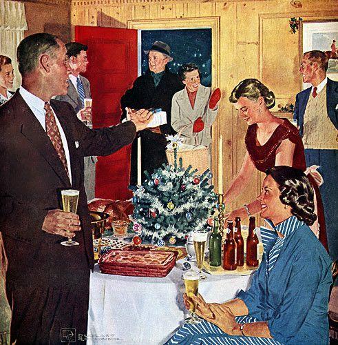 Vianoce našich starých a možno už aj prastarých rodičov - Obrázok č. 3