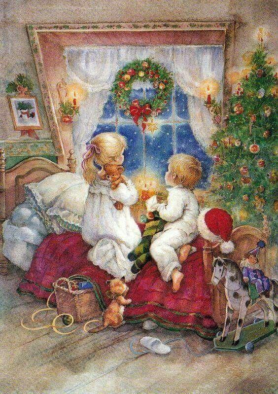 Vianoce našich starých a možno už aj prastarých rodičov - Obrázok č. 9