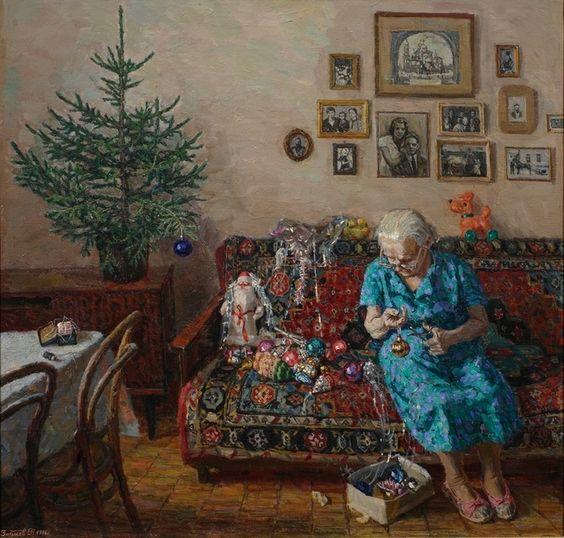 Vianoce našich starých a možno už aj prastarých rodičov - Obrázok č. 48