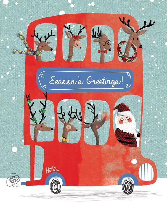 Ilustrované Vianoce - Obrázok č. 18